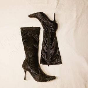 Shiekh Cascio Heeled Boots